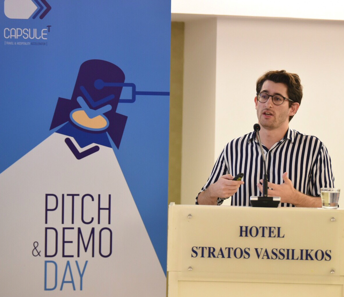 Pitch & Demo Day