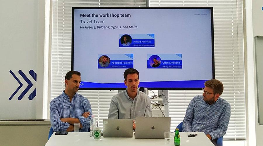 Google Workshop 1