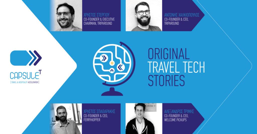 Travel Tech Stories